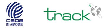 Logotipo de CEOE Internacional y de Track
